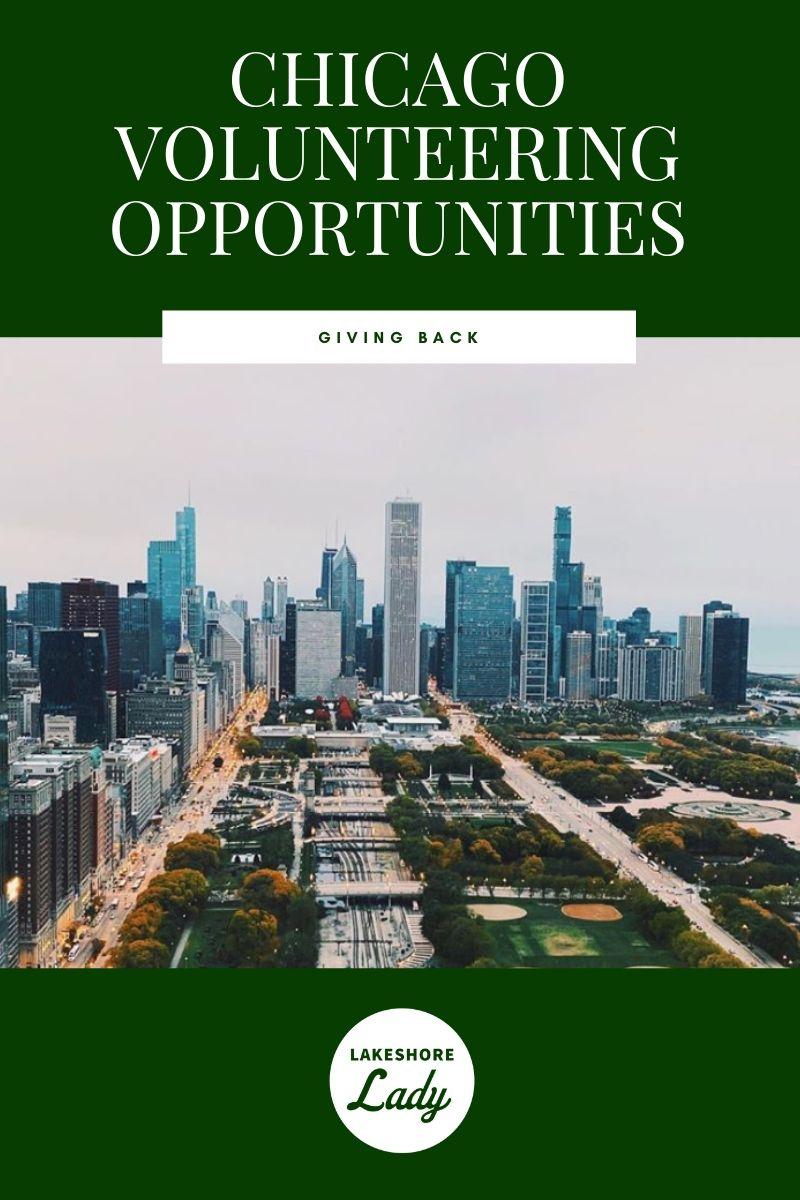 Chicago Volunteering Opportunities