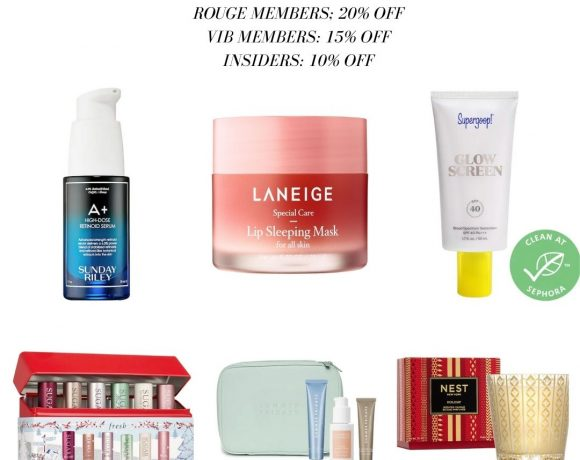 What To Get From The Sephora Sale + The Best Beauty Gifts This Year