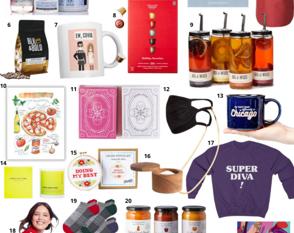 Under $50 Gift Guide: For Coworkers, Secret Santa, and more!