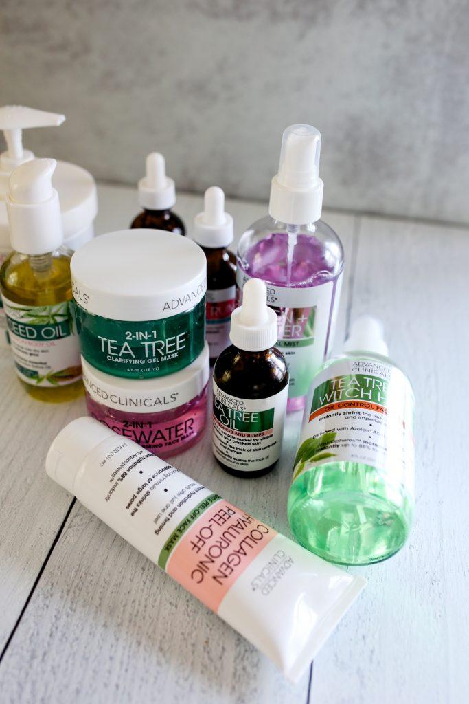 advanced clinicals skincare