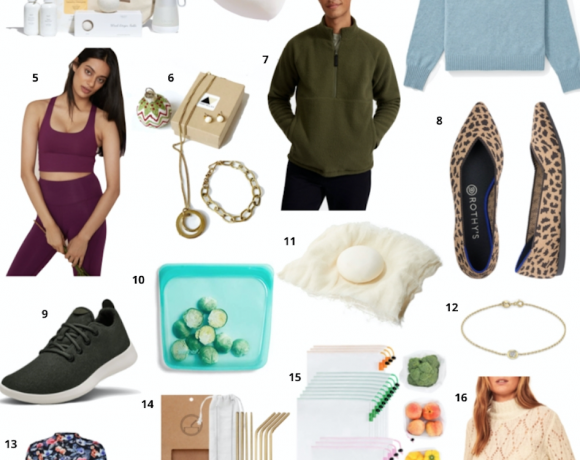2019 Gift Guide: Sustainable Gift Ideas