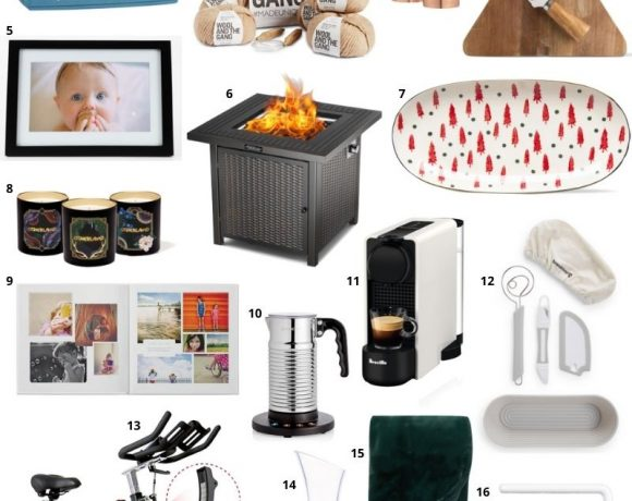 Gift Guide: For Parents, In-Laws, and other couples