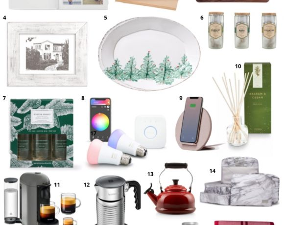 2019 Gift Guide: For Parents, In-Laws, and other couples!