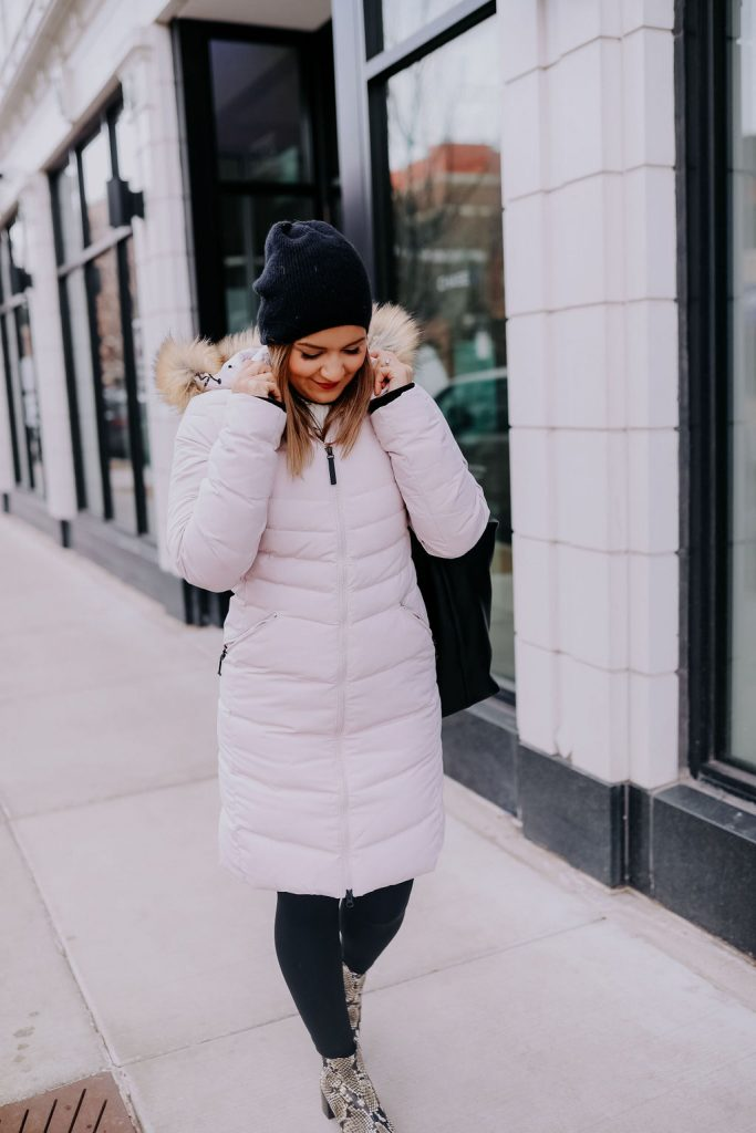 best coat for chicago winters
