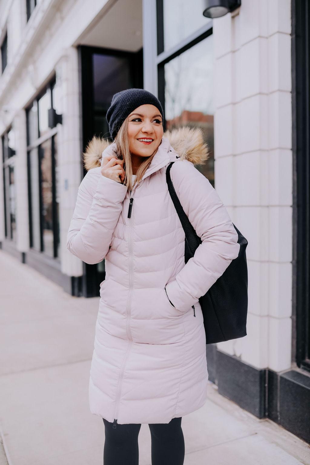 best coat for chicago winters