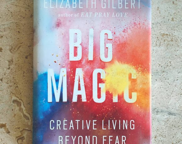 Big Magic Discussion Questions (+ February's Book Club Pick!)