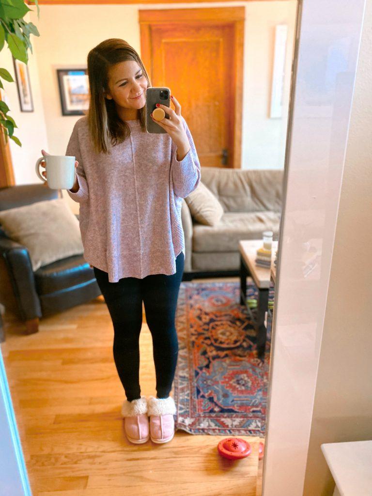 Sweater: Loft