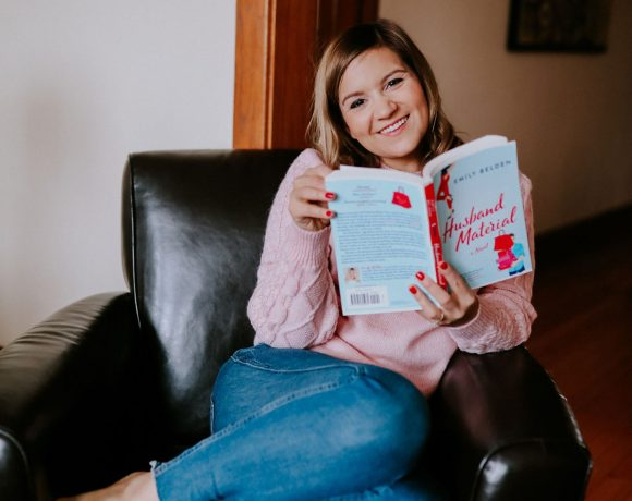 Husband Material By Emily Belden Discussion Questions (+ my March Book Club Pick!)