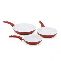 Bialetti Aeternum Red Saute Pans