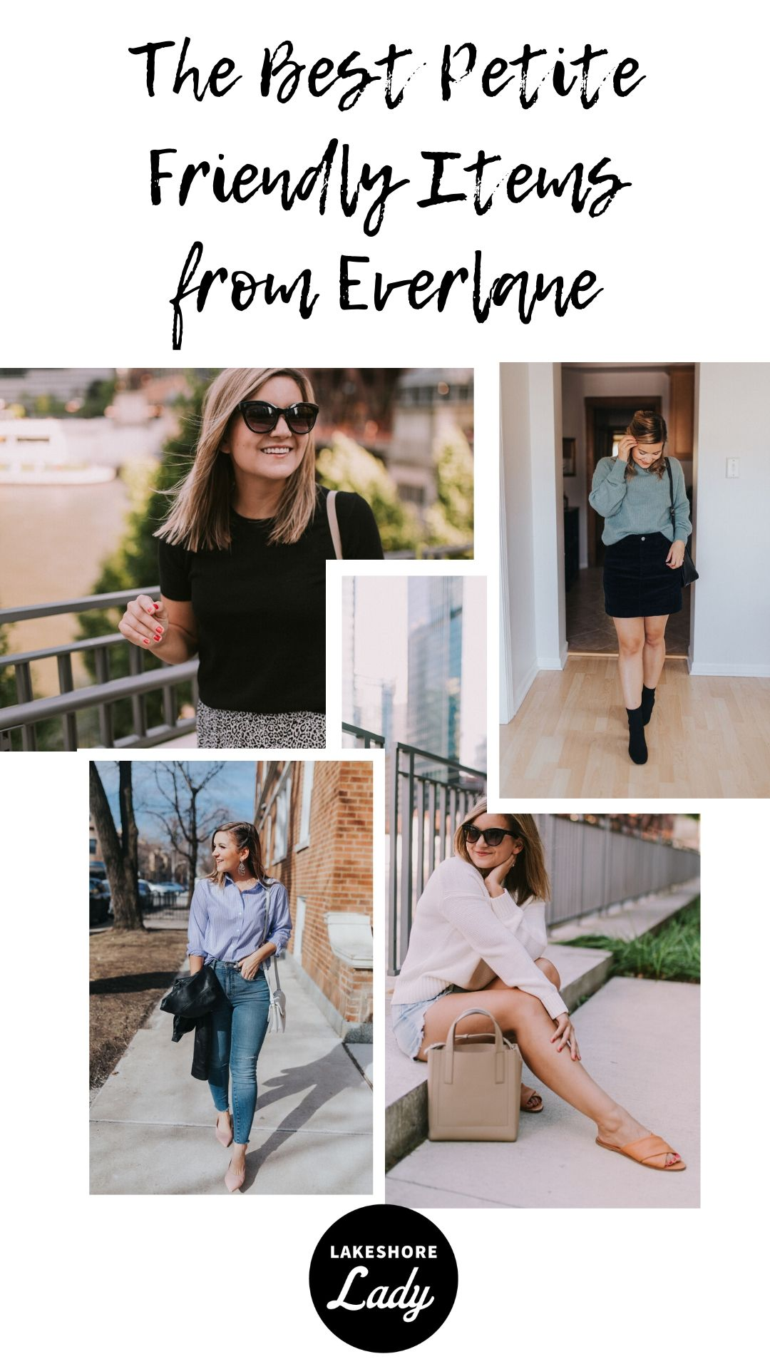 Petite Friendly Items from Everlane