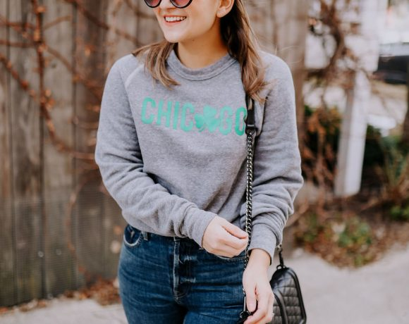 The Perfect St. Patrick's Day Sweatshirt
