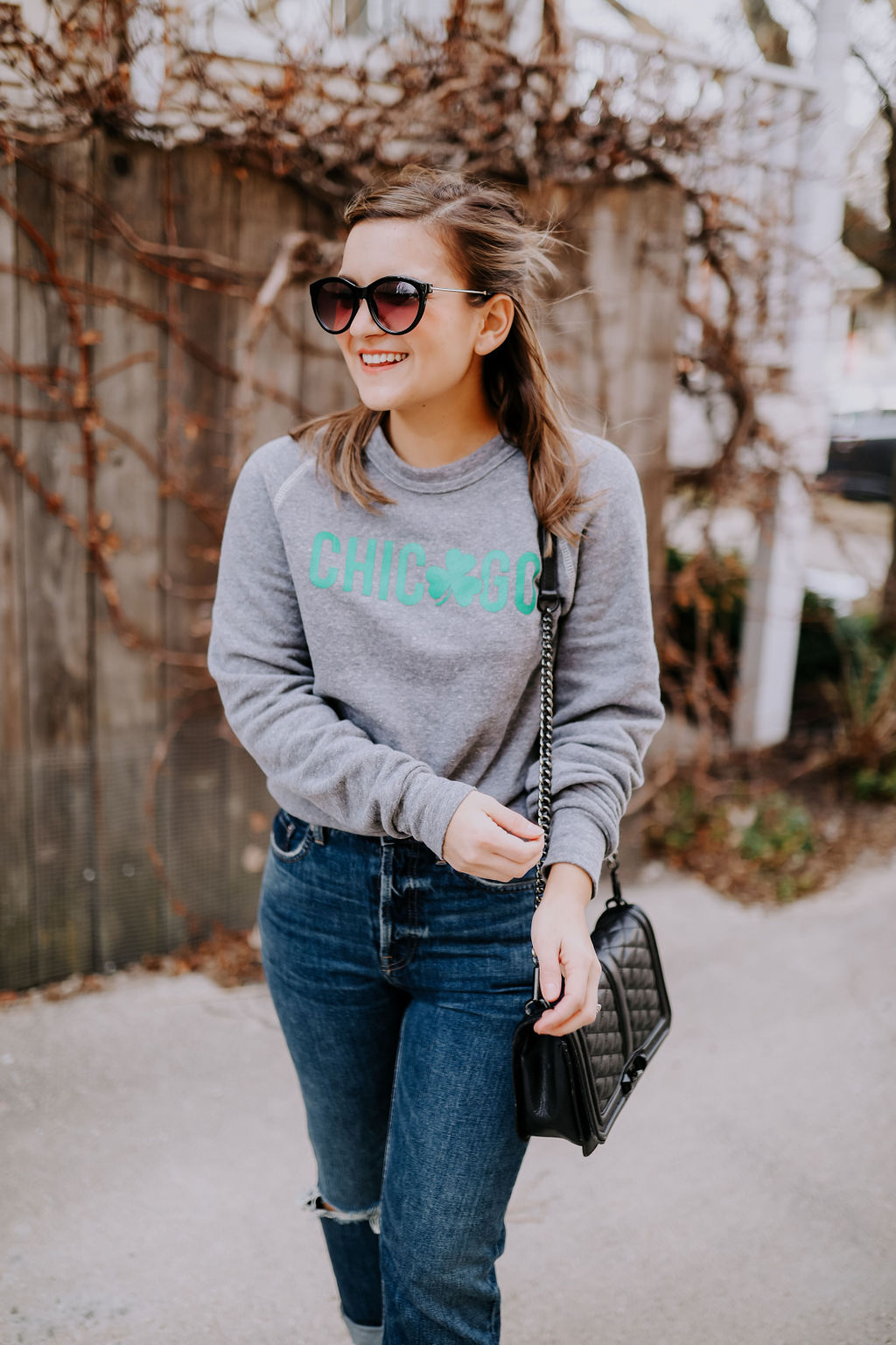 The Perfect St. Patrick's Day Sweatshirt   St.Patricks Day Clothes