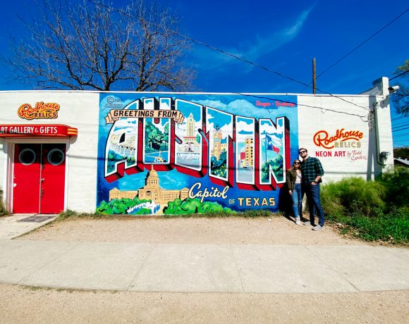 Austin Travel Guide (Updated with the best breakfast taco in Austin!)