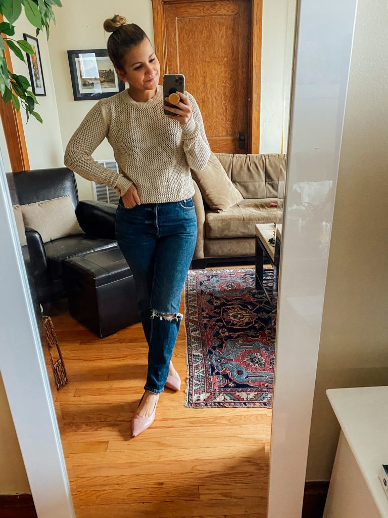 Everlane Denim Sale