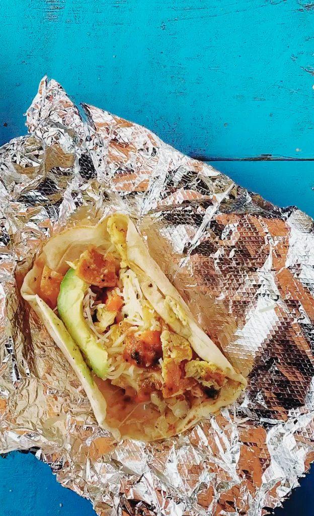 best breakfast taco in austin
