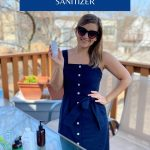 DIY Hand Sanitizer With Alcohol