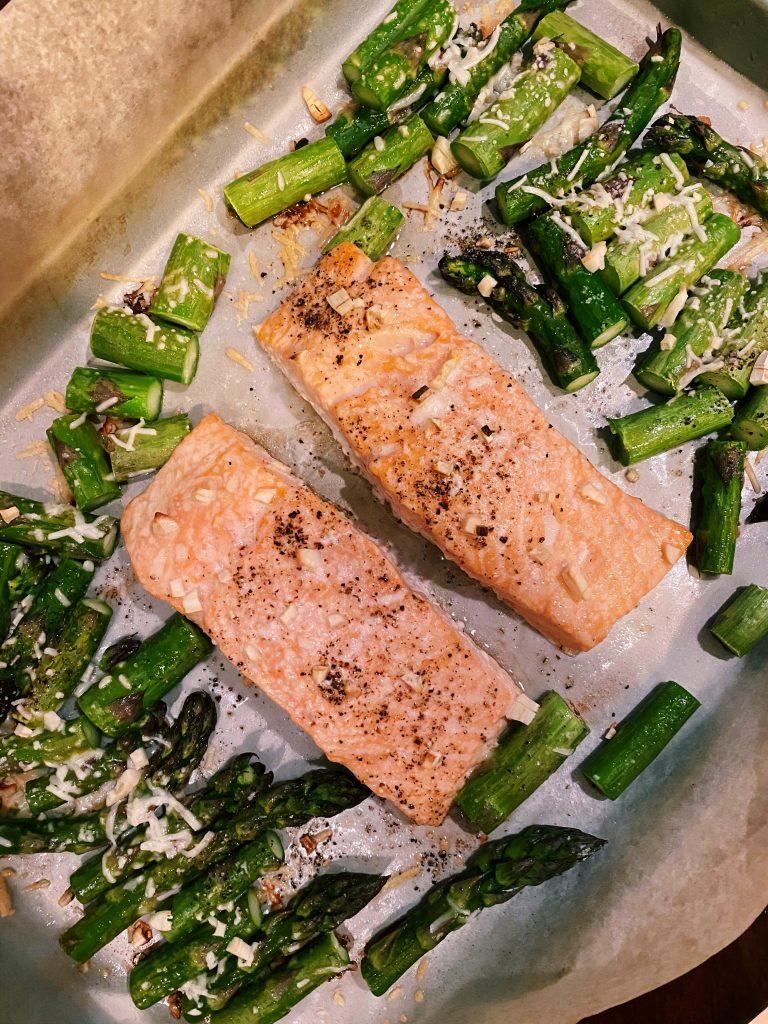 Chicken Sausage Skewers + lsl weekly meal plan