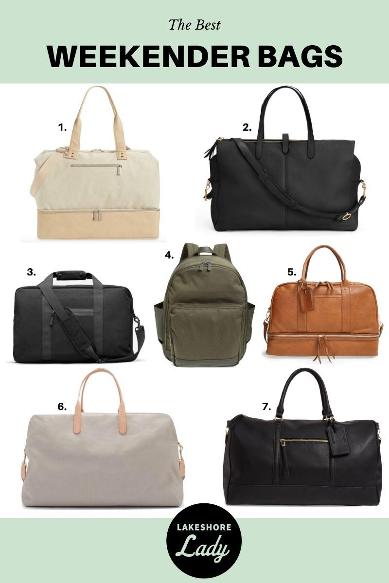 Beis Weekender Bag Review