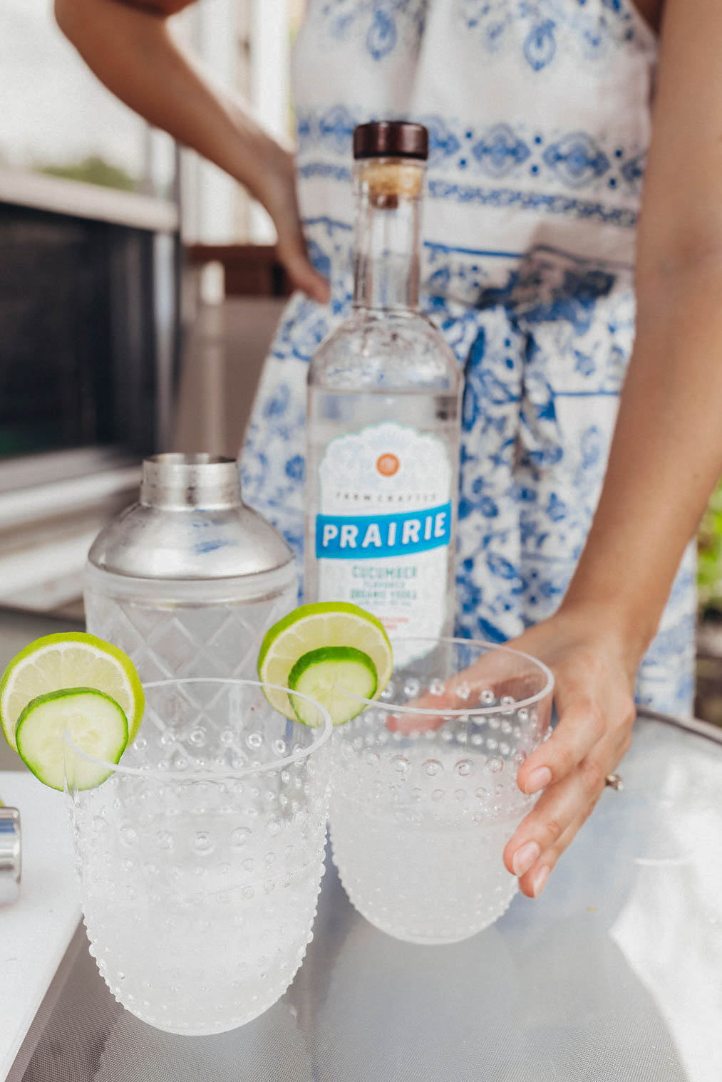cucumber vodka gimlet recipe