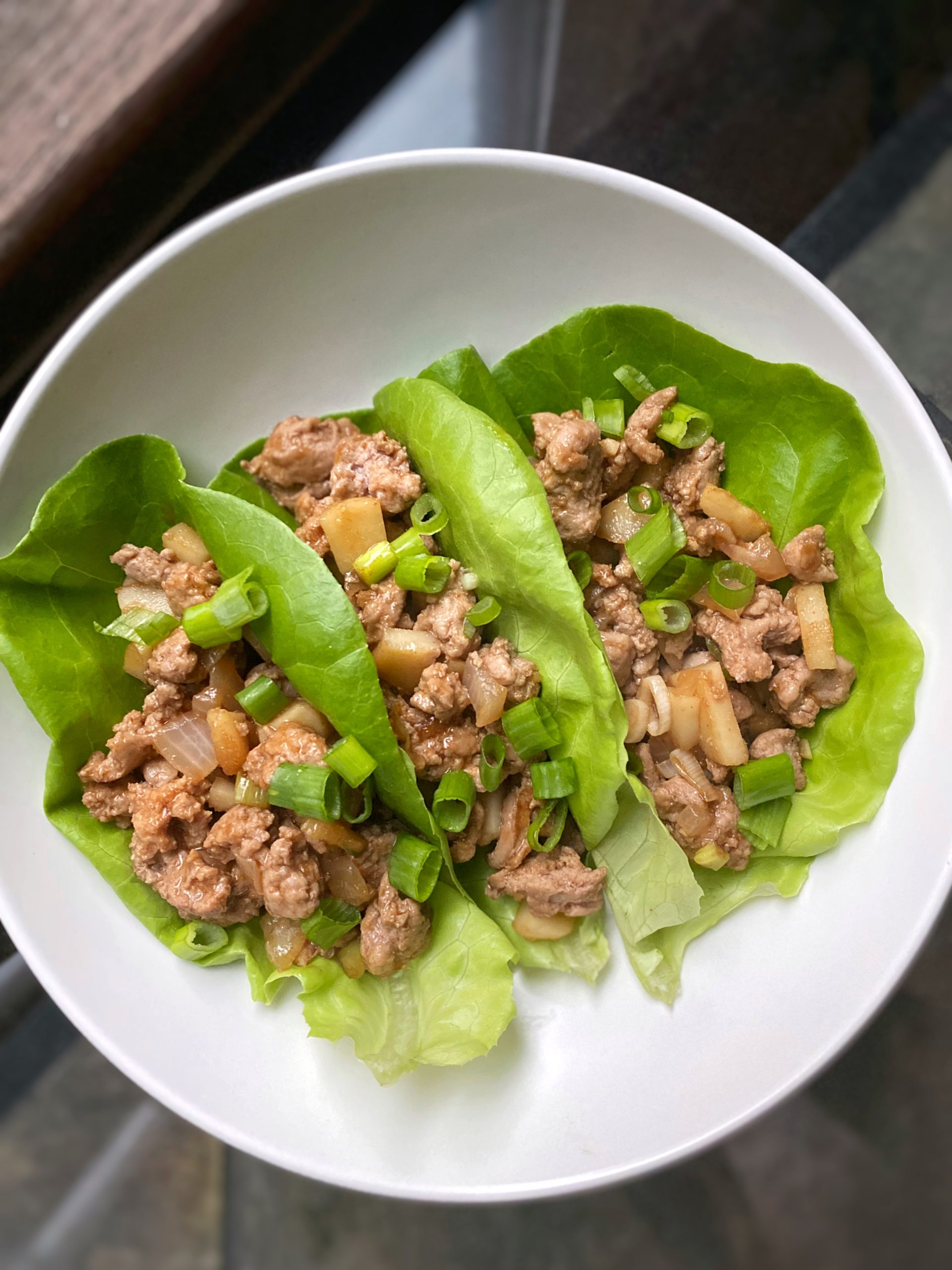 lettuce wraps Sunday Spotlights 4