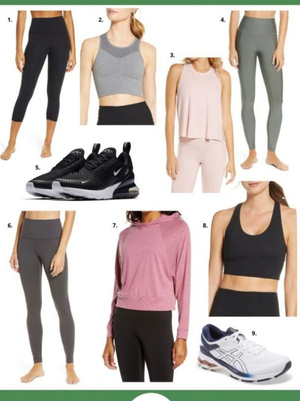 Nordstrom Sale Workout Clothes