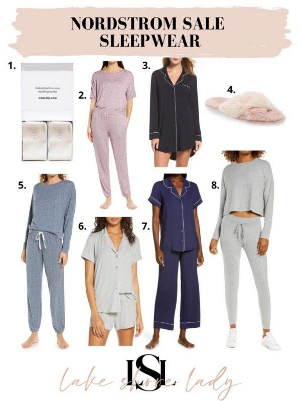 norstrom sale sleepwear