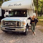 All About When We Went Camping In An RV