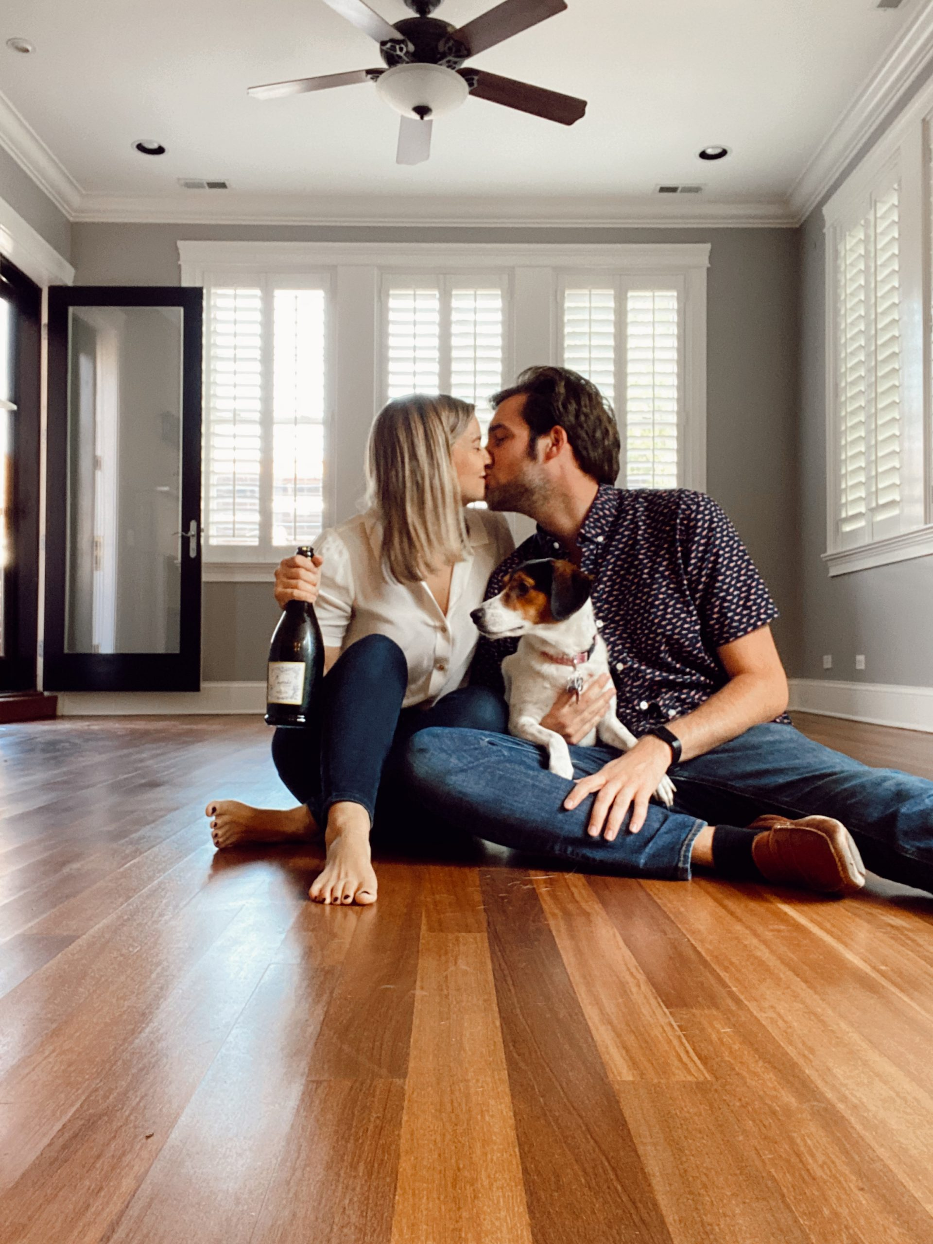 We're homeowners! (+ Advice For First Time Home Buyers)