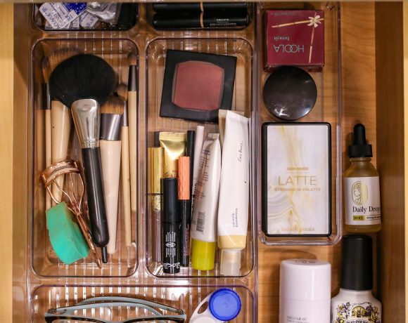 Bathroom Drawer Organization Ideas
