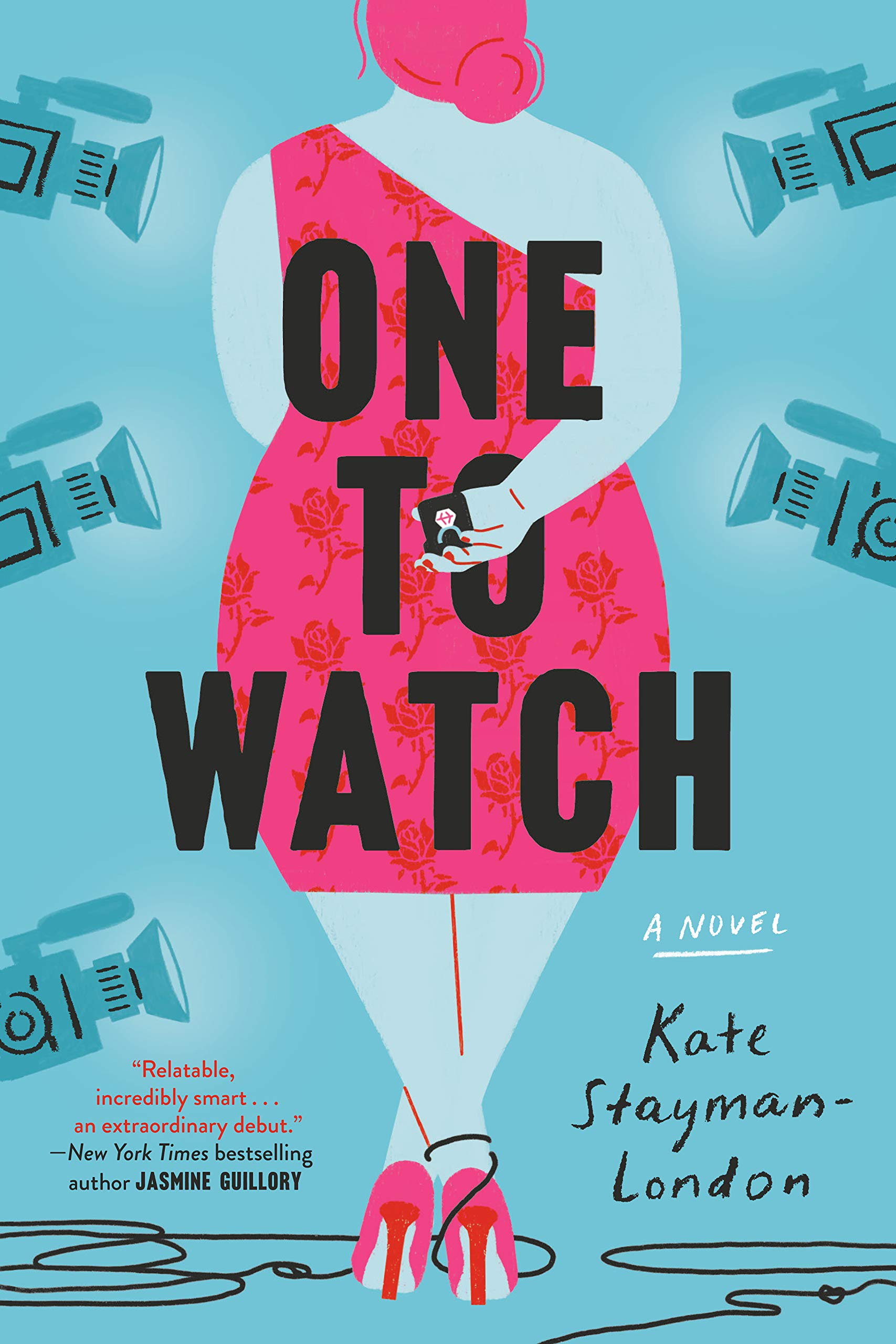 about the book: One To Watch