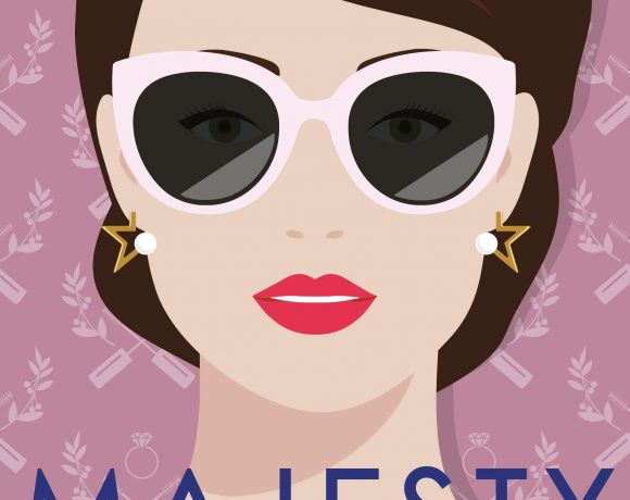 'Majesty' by Katharine McGee + My Book Club Pick for October!