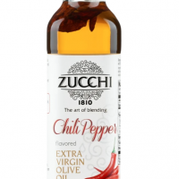 Extra Virgin Olive with Chili Pepper by Zucchi - 8.4 fl oz