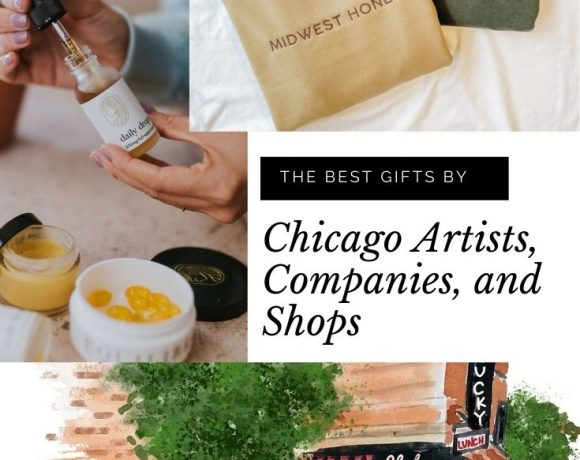 The Best Gifts by Chicago Artists, Companies, and Shops