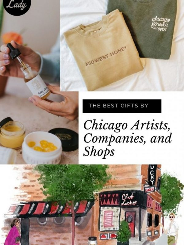 Gifts by Chicago Artists Companies and Shops