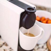 Nespresso Essenza Plus Coffee Maker & Espresso Machine by Breville, Black