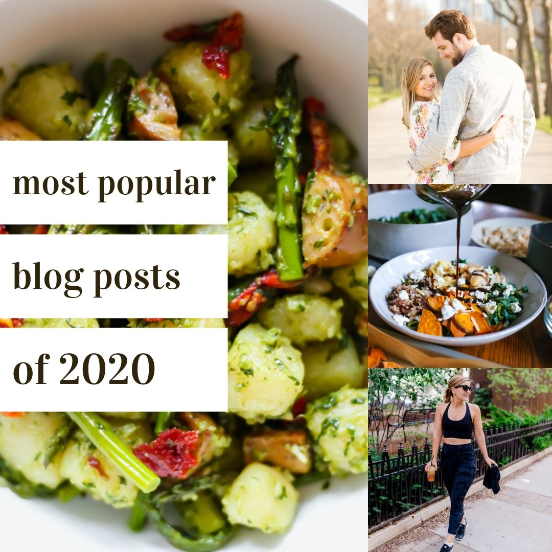 Top Bestsellers and Blog Posts of 2020