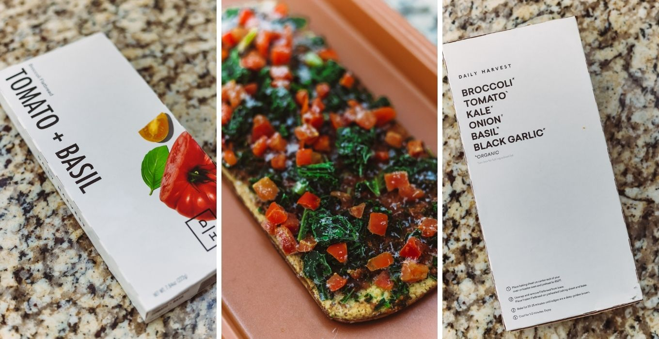 meal delivery flatbreads