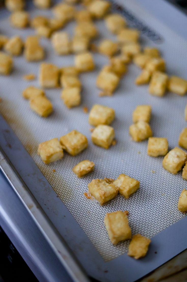 How To Bake Tofu