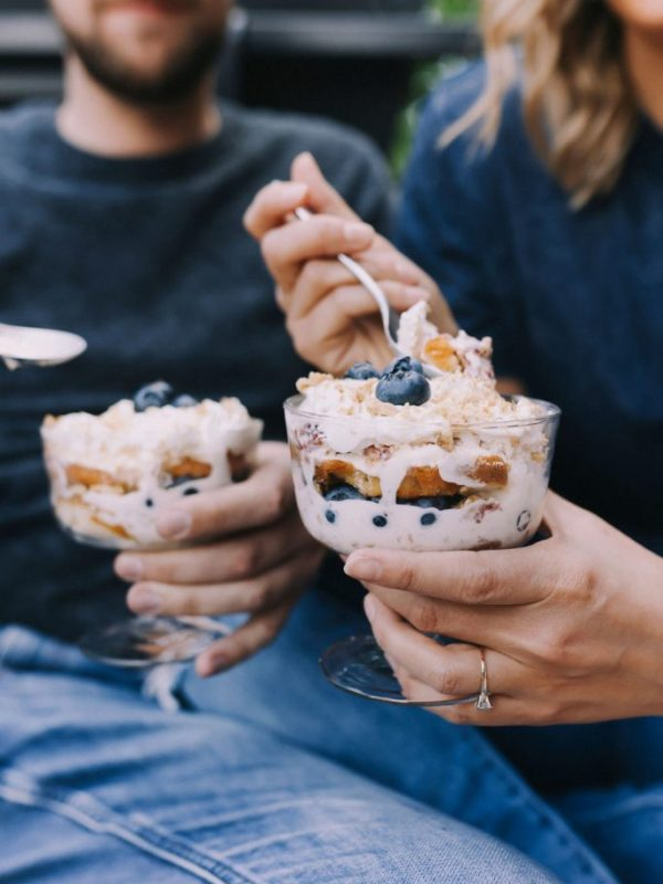 Hudsonville Blueberry Trifle-8