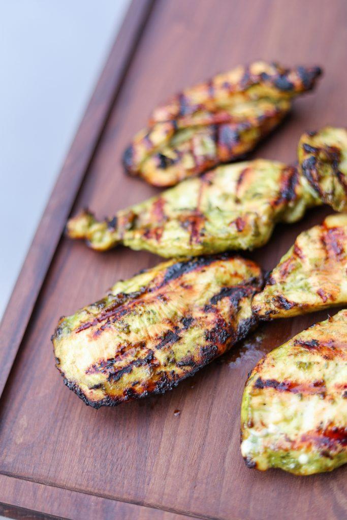 chicken for Basil Chicken Marinade Recipe