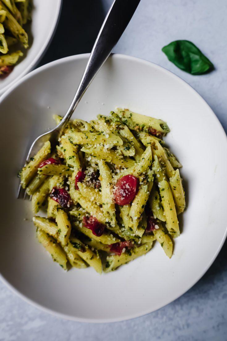 Recipe for Pistachio Pesto